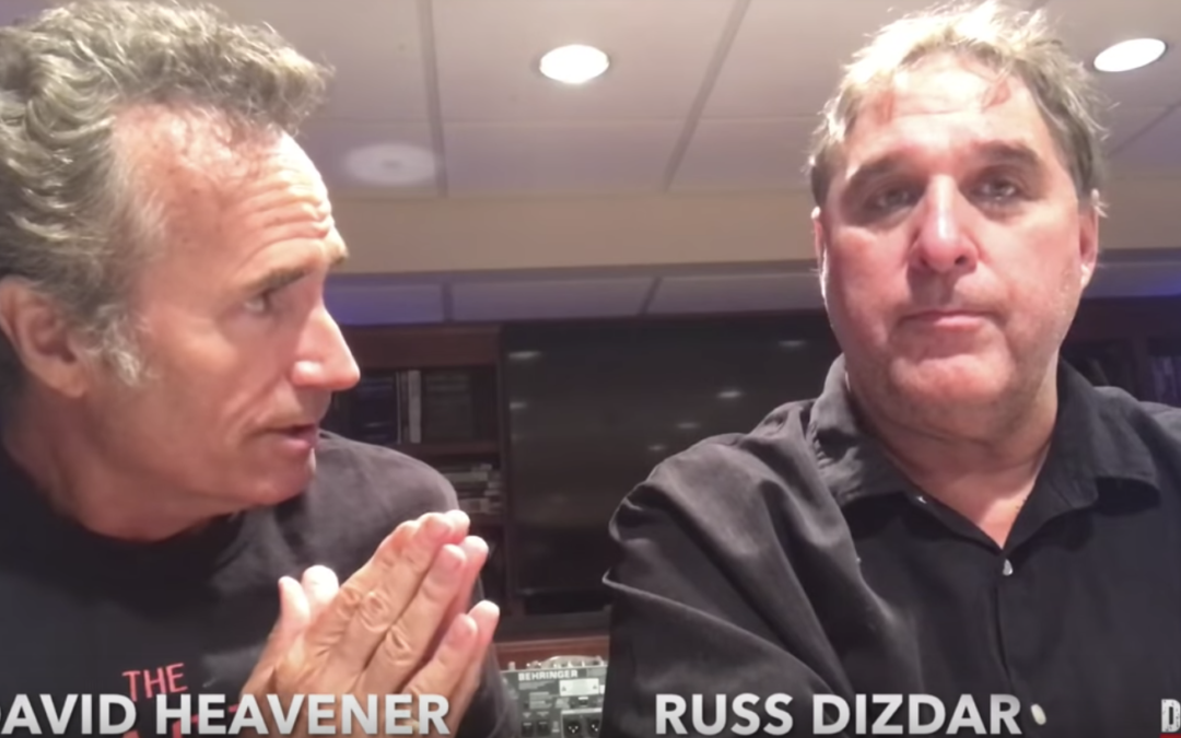 Mass Shooters are Trained: An Interview with Russ Dizdar